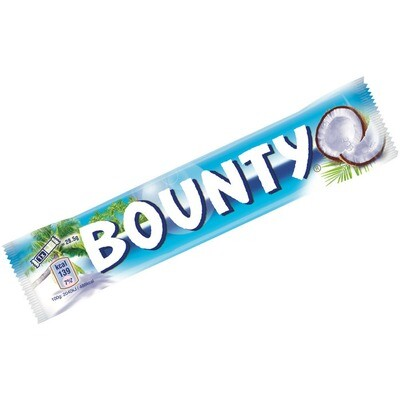 Grosspackung Bounty Classic 24 x 57 g = 1,368 kg