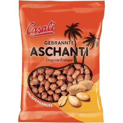 Grosspackung Casali gebrannte Aschanti / Erdnüsse 24 x 125 g = 3 kg