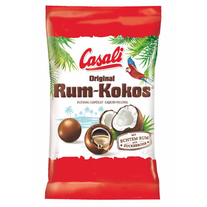 Grosspackung Casali Rum Kokos Dragees 18 x100 g = 1,8 kg