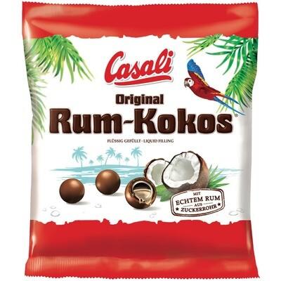 Grosspackung Casali Rum Kokos Dragees 5 x 1 kg = 5 kg