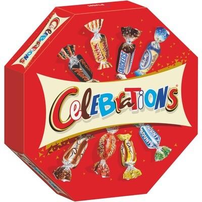 Grosspackung Celebrations 8 x 385 g = 3,08 kg
