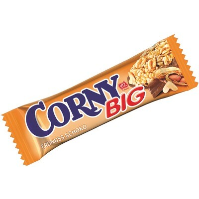 Grosspackung Corny Extra Big Erdnuss Schoko 24 x 50 g = 1,2 kg