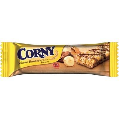Grosspackung Corny Riegel Schoko Banane 100 x 25 g = 2,5 kg