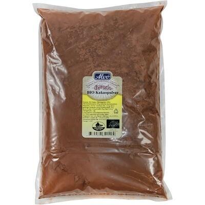 Grosspackung Alvo Bio Kakaopulver 1 kg