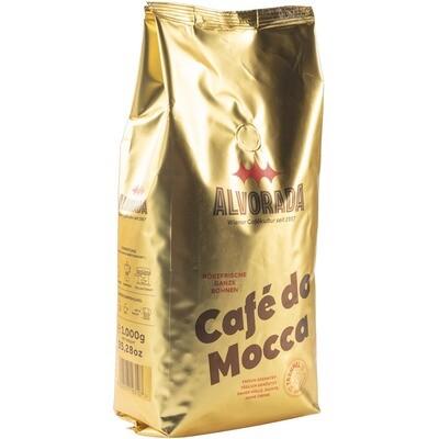 Grosspackung Alvorada Cafe do Mocca Bohne 8 x 1 kg = 8 kg