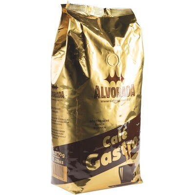 Grosspackung Alvorada Kaffee Gastro Bohnen 8 x 1 kg = 8 kg