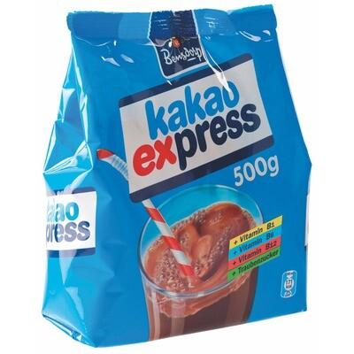 Grosspackung Bensdorp Kakao Express 12 x 500 g = 6 kg
