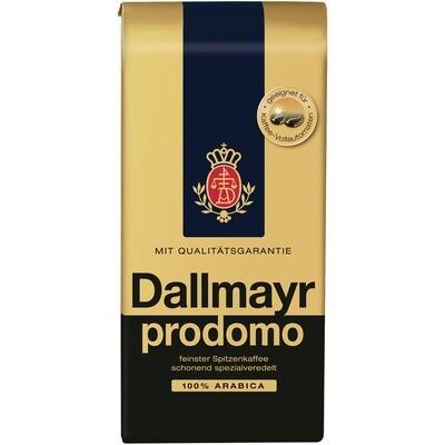 Grosspackung Kaffee Dallmayr Prodomo Bohne 12 x 500 g = 6 kg