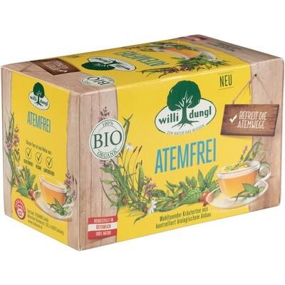 Grosspackung Dungl Bio Kräutertee Atemfrei 20er 10 x 40g = 0,4 kg