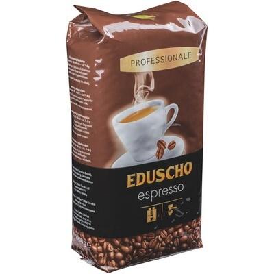 Grosspackung Kaffee Eduscho Bohne Espresso 6 x 1 kg = 6 kg