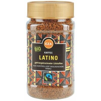 Grosspackung EZA Bio Latino Löskaffee kbA 6 x 100 g = 0,6 kg