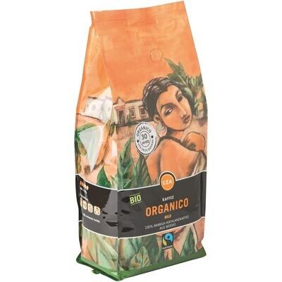 Grosspackung Kaffee EZA Bio Organico Gemahlen 6 x 1 kg = 6 kg