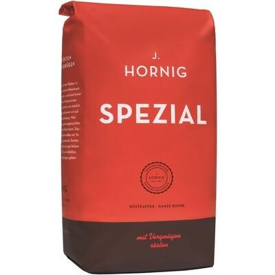 Grosspackung Kaffee Hornig Spezial Bohne 10 x 500 g = 5 kg