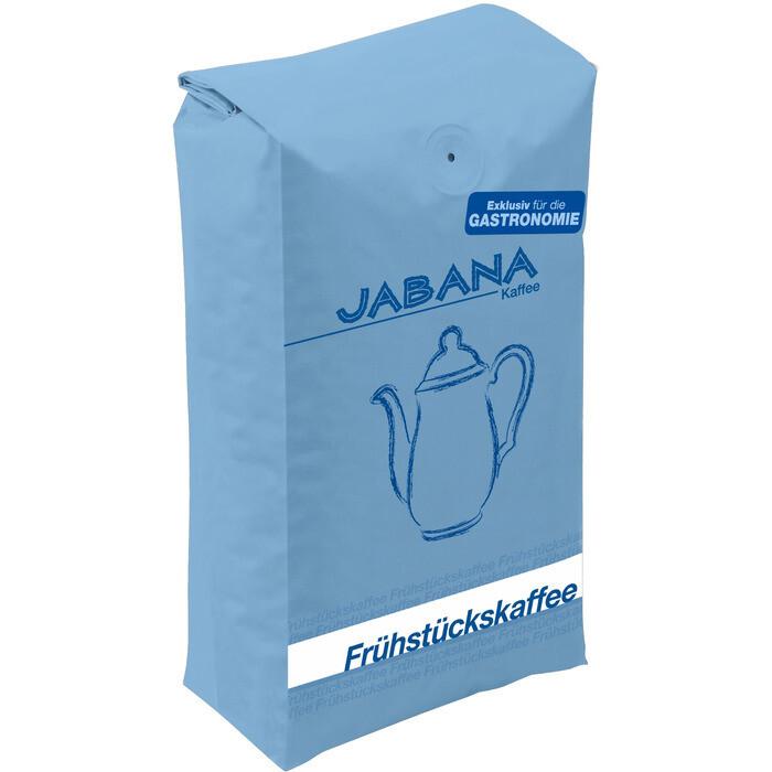 Grosspackung Jabana Frühstückskaffee gemahlen 8 x 1 kg = 8 kg