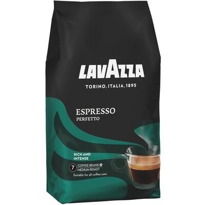 Grosspackung Kaffee Lavazza Espresso Perfetto 6 x 1 kg = 6 kg