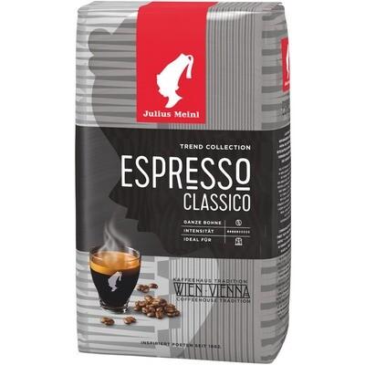 Grosspackung Julius Meinl Kaffee Espresso Classico Bohne 6 x 1 kg = 6 kg