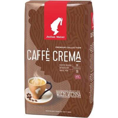 Grosspackung Julius Meinl Kaffee Premium Caffe Crema Bohne 6 x 1kg = 6 kg