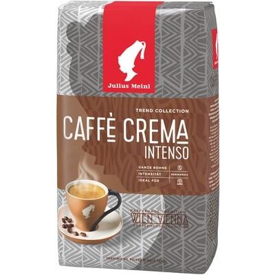 Grosspackung Julius Meinl Kaffee Trend Caffe Crema Intenso 6 x 1kg = 6 kg