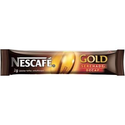 Grosspackung Nescafe Gold Serenade Sticks ohne Koffein 100 x 2 g