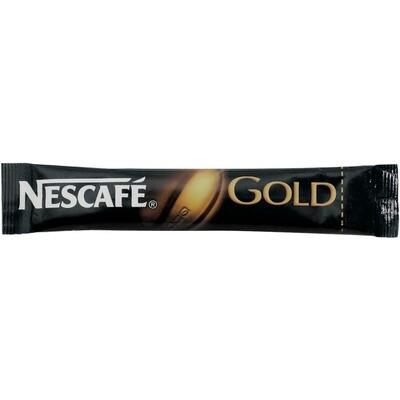 Grosspackung Nescafe Instant-Kaffee Gold de Luxe Sticks 100 x 2 g