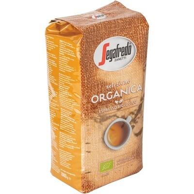Grosspackung Segafredo Kaffee Bio Selzione Organica Bohne 8 x 1 kg