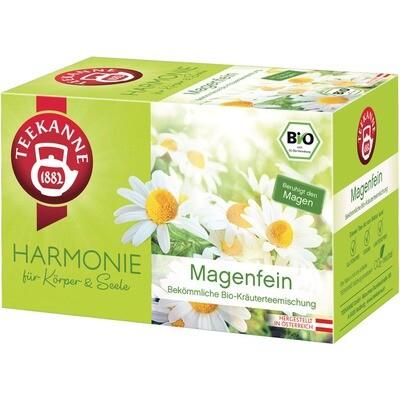 Grosspackung Teekanne Bio Harmonie Magenfein 10 x 20er = 200 Beutel