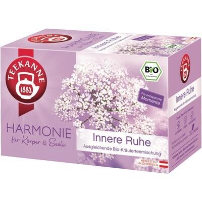 Grosspackung Teekanne Bio Harmonie Innere Ruhe 10 x 20er = 200 Beutel