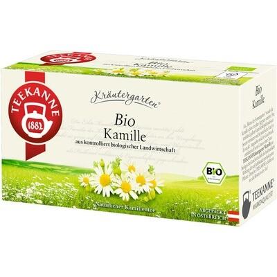 Grosspackung Teekanne Bio Kräutergarten Kamille 12 x 20er = 240 Beutel