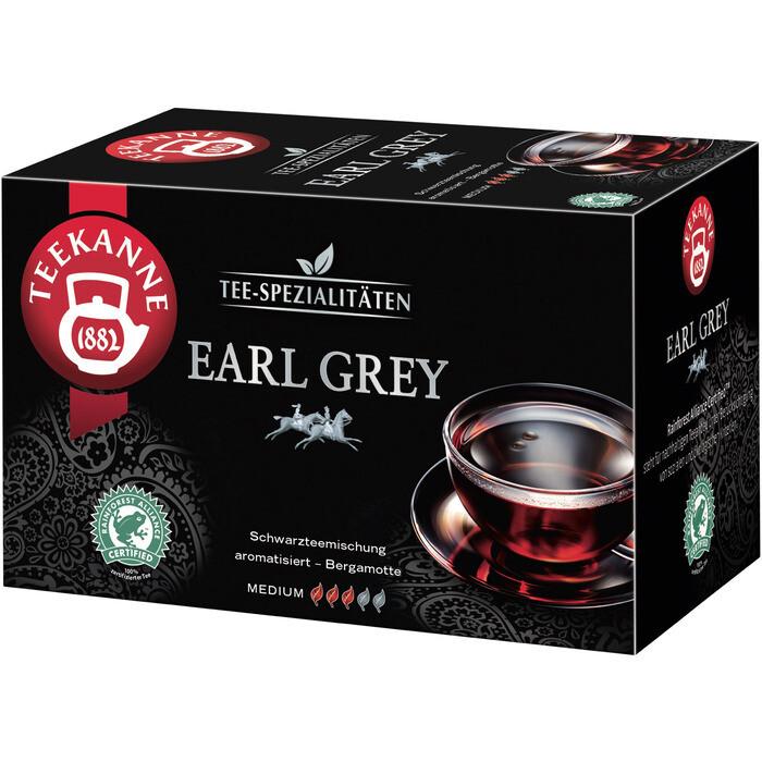 Grosspackung Teekanne Earl Grey 10 x 20er = 200 Beutel