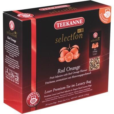 Grosspackung Teekanne Luxury Bag Blutorange 8 x 20er = 160 Beutel