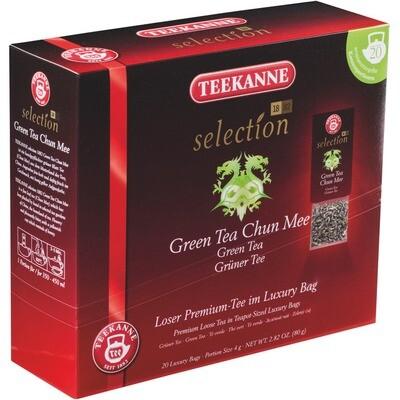 Grosspackung Teekanne Selection Teekanne Luxury Bag Grüner Tee 8 x 20er = 160 Beutel