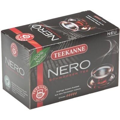 Grosspackung Teekanne Nero Schwarz Tee 10 x 20er = 200 Beutel