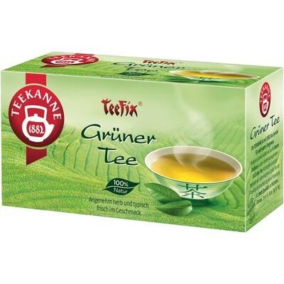 Grosspackung Teekanne Teefix Grüntee 12 x 20er = 240 Beutel