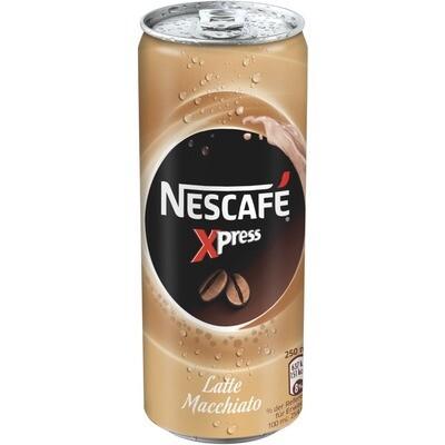 Grosspackung Nescafe Xpress Cafe Latte 24 x 250 ml = 6 Liter