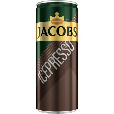 Grosspackung Jacobs Icepresso Classic 24 x 250 ml = 6 Liter