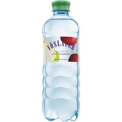 Grosspackung Vöslauer Apfel/Cranberry Balance 12 x 0,5 l = 6 liter