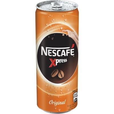 Grosspackung Nescafe Xpress Original 24 x 250 ml = 6 Liter
