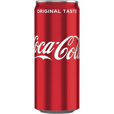 Grosspackung Coca Cola 24 x 0,33 l = 7,92 Liter