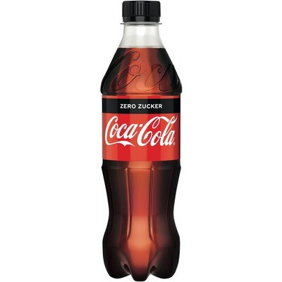 Grosspackung Coca Cola Vanilla 24 x 0,5 l = 7.92 Liter