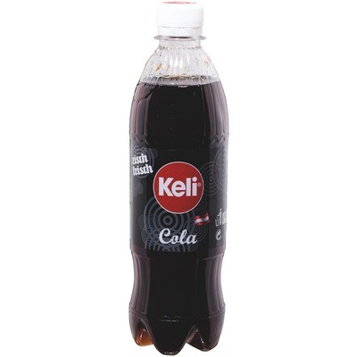 Grosspackung KELI Cola 12 x 0,5 l = 6 Liter