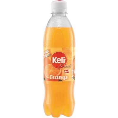 Grosspackung Orange Limonade 12 x 0,5 l = 6 Liter