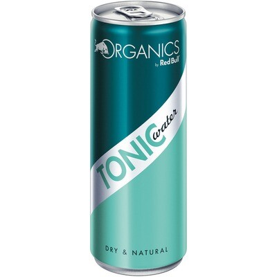 Grosspackung Organics by Red Bull Tonic Water 24 x 0,25 l = 6 Liter