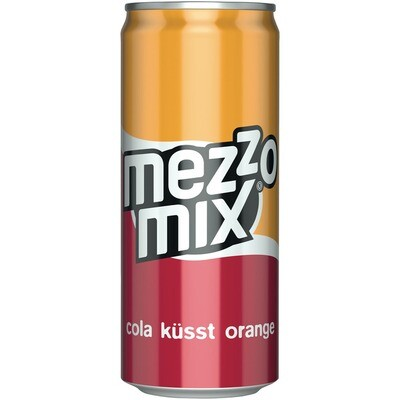 Grosspackung Mezzo Mix 24 x 0,33 l = 7,96 Liter
