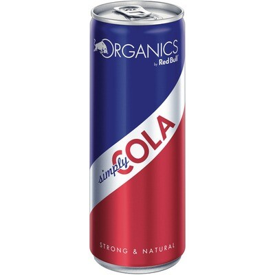 Grosspackung Organics by Red Bull Cola 24 x 0,25 l = 6 Liter