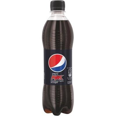 Grosspackung Pepsi Max 12 x 0,5 l = 6 Liter