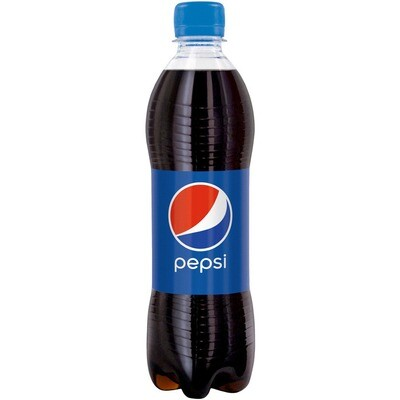 Grosspackung Pepsi Cola 12 x 0,5 l = 6 Liter