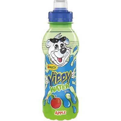 Grosspackung Rauch Yippie Apfel mit Wasser 12 x 0,33 l PET = 3,96 Liter