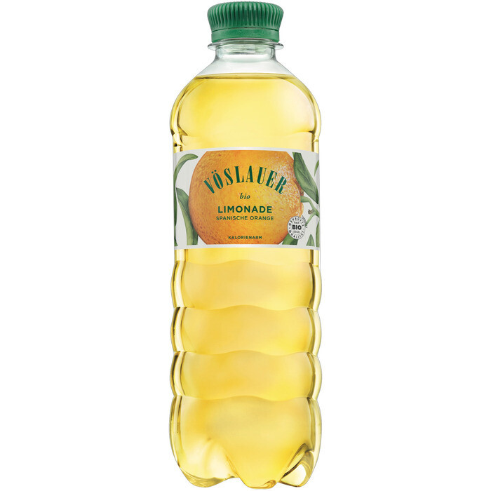 Grosspackung Bio Vöslauer Orangen Limo aus Österreich aus Österreich 12 x 0,5 l = 6 Liter