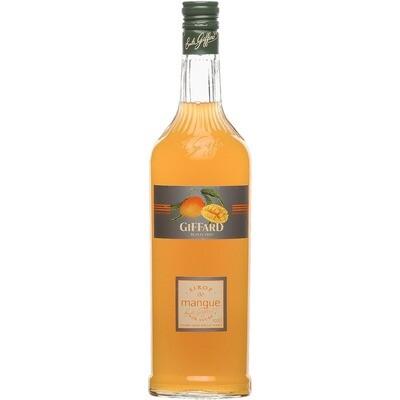 Grosspackung Giffard Mango Barsirup 6 x 1 l = 6 Liter