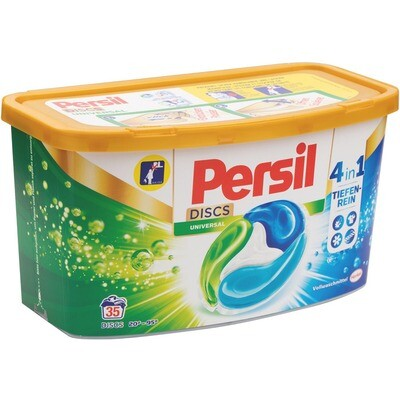 Grosspackung Persil Discs 4in1 Universal 6 x 35er = 210 Stück